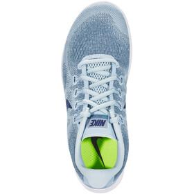 Nike Free RN 2017 Running Shoes Women ocean bliss/navy-glacier blue-noise aqua